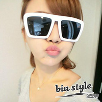 Free shipping Biustyle . cool 2013 reflective lens the trend of fashion sunglasses sun glasses