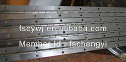 201 stainless steel material piano hinge(China (Mainland))