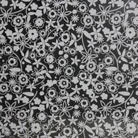 GWA97-1 Game Calls Flower Pattern WATER TRANSFER Printing Film Width 100CM