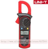 UNI-T UT201 Clamp LCD Digital Multimeter AC DC Voltage AC Ampere Ohm Tester !!! BRAND NEW!!