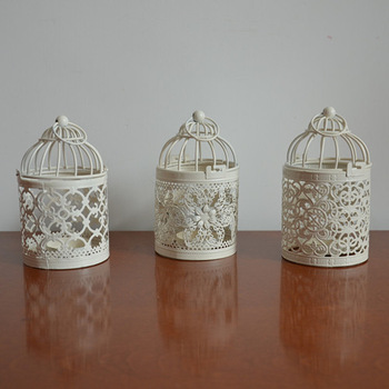 free shipping ,bird cage decoration candle holder,bird cage wedding, candlesticks