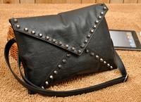 TB108 Lady Girl bags handbags women Skull Clutch Heads Envelope designer Handbag Single Shoulder Satchel freeshipping wholesale