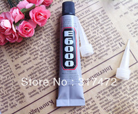 Freeshipping!!! 50pcs/lot 9ML  E6000 Glue Jewelry Glue withGlue Nozzle For Free
