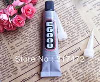 Freeshipping!!! 50pcs/lot 9ML  E6000 Glue Jewelry Glue withGlue Nozzle For Free