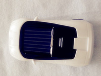 3pcs/lot Solar cars Sports car lamborghini sports car solar toy lamborghini model Free Shipping