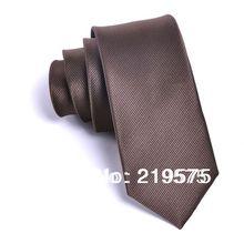 Qualidade dos homens de tecido magro laços sólidos