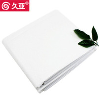 Waterproof oil bed sheet disposable hotel sauna and hospital use 1.8*0.8m 20pcs/lot massage white non-woven sheet home textile