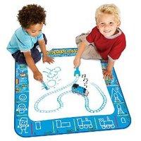 Magic doodle aquadoodle thomas Large painting canvas magic doodle blanket baby canvas painting