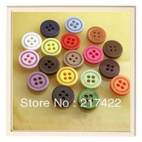4 Holes Resion Button Different Color