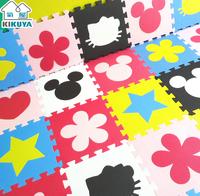 Baby Floor Mat Children's Environmental Tasteless Eva Foam Mat puzzle foam pad floor mat eva plastic DD8002