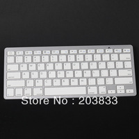 free shipping + bluetooth 3.0 Wireless Keyboard for  Mini iPad PC044 with high quality