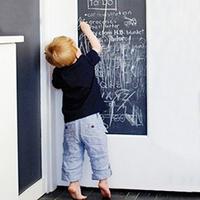 Eco-friendly Blackboard 2 Meters Long Child Doodle Wall Stickers