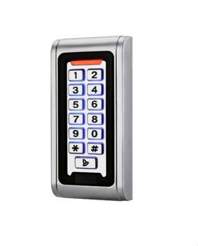 Waterproof metal Access control Keypad with backlight made in China (DH-7616)