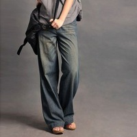 Vintage Fashion new Women's jeans,Ladies' Casual denim jeans denim pants free shipping Y678