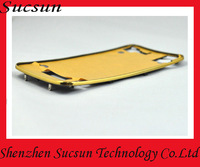 DHL UPS FEDEX FREE SHIPPING gold middle frame For iPhone 4S