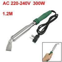 AU 3 Pin Plug Electric Soldering Iron Solder Gun Green AC 220-240V 300W Free shipping