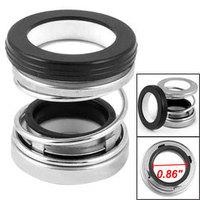 2 Pcs Water Pumps Single Spring 22mm Mechanical Shaft Seal Free shipping