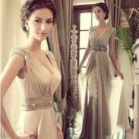 Free Shipping 2014 New Arrival Jinxu Women's Prom Gown Ball Evening Dress