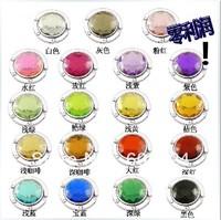 Free shipping 20 colors acrylic star Bag hanger Folding Handbag Hook crystal bag holder mixed colors wholesale