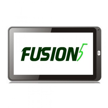 "A1CS FUSION5 10.1"" Capacitive 5-Point Touch Screen Android 4.0.3 Boxchip A10 1.2GHz 8GB 1GB RAM HDMI Skype BBC iPlayer"
