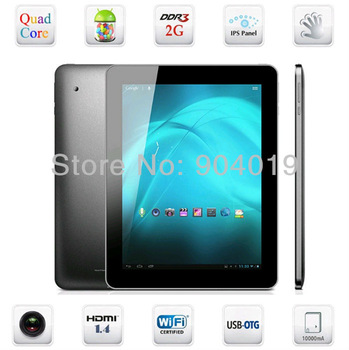 16GB 1.6GHz 9.7'' Ainol Novo 9 SPARK Quad Core A31 Retina Screen  2048 * 1536 Android 4.1 Tablet Wifi Black White