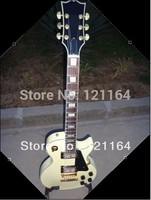 Best Custom model mahogany Solid Body Electric Guitar Cream OEM Available