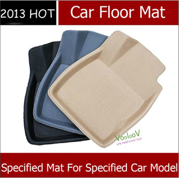 ==Nissan Qashqai==n New mat car floor mats carpet n color beige n gray black car carpets for Nissan Qashqai