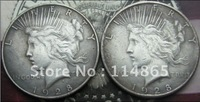 Batman Dark Knight Harvey's Two Face Coin(1928) COPY FREE SHIPPING
