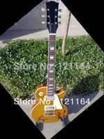 Best New gold top Slash Model electric guitar China guitarGoldtop OEM Available