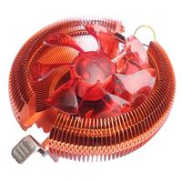 Cpu heatsink intel775 1156 amd754 radiator desktop cpu cooling fan