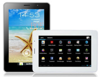 Freeshipping  high-quality  7 inch dual core, Android 4.0 OS + Dual SIM 3G WCDMA android tablet pc ROM 16GB Bluetooth HDMI GPS