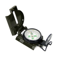 3 in 1 Military Marching Lensatic Camping/ hiking Compass W/Guide Wire
