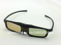 3D TV glasses  Shutter glasses,Universal Active Liquid Crystal Shutter 3D Glasses for 3D TV IR 6 Meters