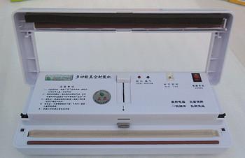 free shipping Household Vacuum Sealer packing Machine DZ-280/2SD