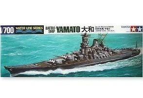 Tamiya ship model 31113 00 world war ii yamato