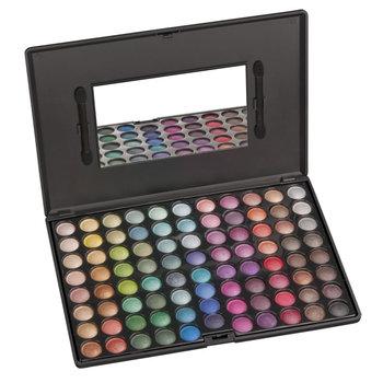 free shopping Coastal scents eye shadow 88 plate shining eye shadow disk pearl make-up