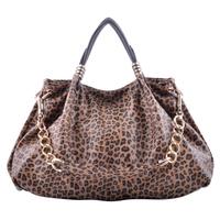 2013 hot sale! Oppo bags fashion bag for women leopard print one shoulder cross-body handbag with three women's handbag