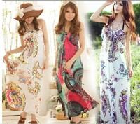 Fashion dress beach dress free shipping