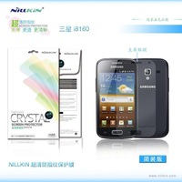 2PCS/lot ,High Quality Original Nillkin HD Screen Protector For Samsung i8160 Galaxy Ace 2 hd protective film,Anti-fingerprit
