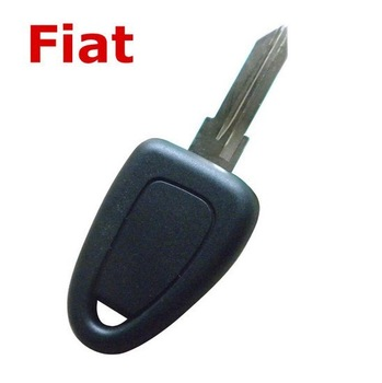 MOQ: 10 PCS  Transponder Key Shell  Key Case Cover No Chip Inside for Fiat Key Blank Fob