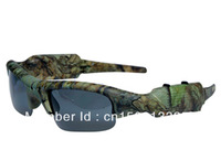 Camo Color,Hight quality Sunglasses camera DVR with retail box,before shipping 100% test