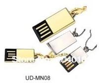 DHL/Fedex free shipping  free logo Guaranteed Super mini usb flash pendrive 50pcs/lot  1G 2G 4G 8G 16G MN08