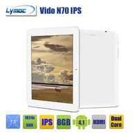 Yuandao / Window N70 IPS screen 7 inch tablet pc RK3066 Dual core +1024x600 +8GB+android 4.1