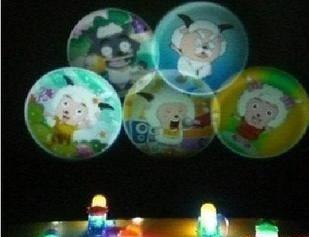 DHL FREE SHIPPING! 300PCS/LOT Jubilant projector lamps projection lamp finger light