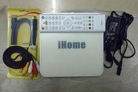 Japanese HD IPTV iHome IP900 HD PVR(720P) ipbox [net media player]IPDVD Free shipping