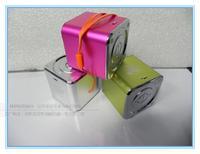 Plug-in speaker tf card usb flash drive player band radio portable mini speaker md07