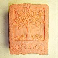 Best Price Natural words Silicone soap mold handmade soap mould salt sculpture crafts cake mould form 50398