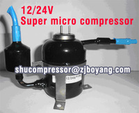 12v/24 Super Micro Mini Kompressor For Medical Cooling Systems Miniature Refrigeration/Freezer Systems