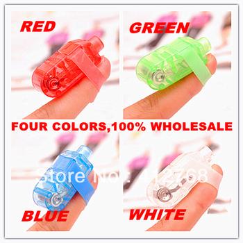 Flashing Finger light,LED Finger Light, Laser Finger Lamp Beams Ring Torch  wholesaler