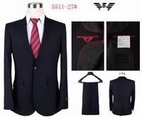 2014 New arrival styles men's men's dress suit mature tuxedo suit for men set  S-4Xl